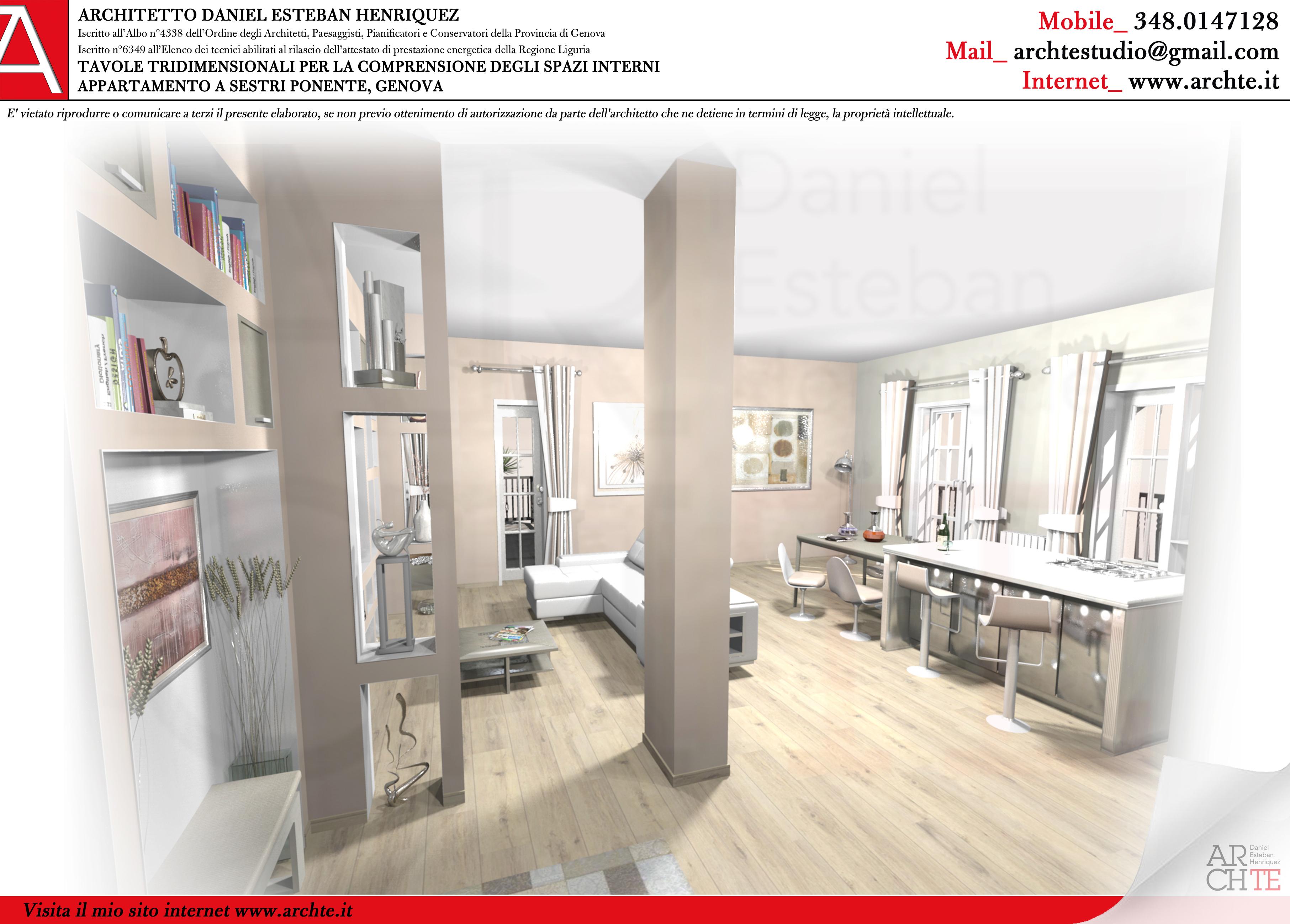Tavole d per sito with architetti genova for Sito per architetti